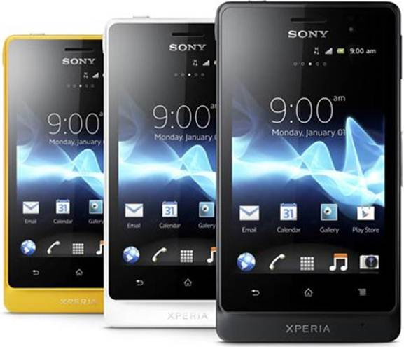 Description: Sony Xperia Go