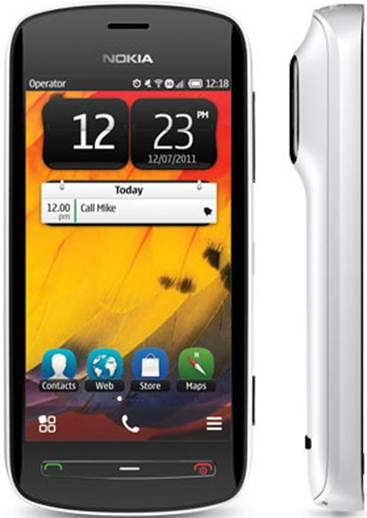 Description: Nokia 808 PureView