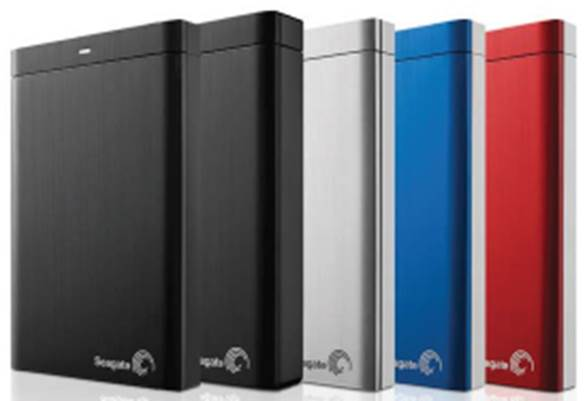 Seagate Backup Plus - Speedy yet safe