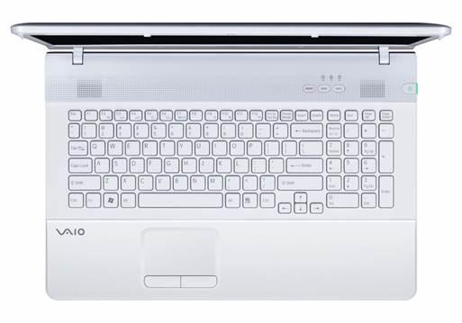 Sony Vaio E Series 17 - Hardly Pretty