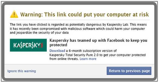 Partnership between Kaspersky Lab and Facebook brings safer social networking