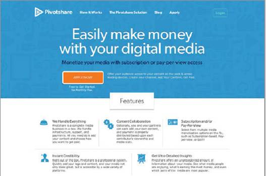 DIY media distribution service raises $1m