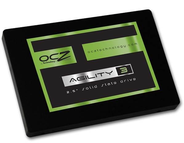 120GB OCZ Agility 3