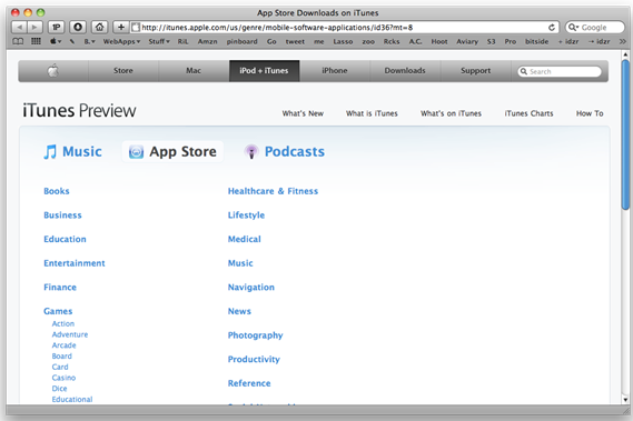 App Store Preview