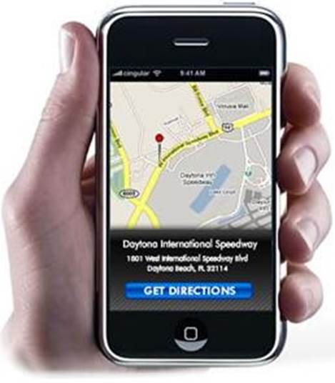 Cellular geolocation works on the same principle as GPS