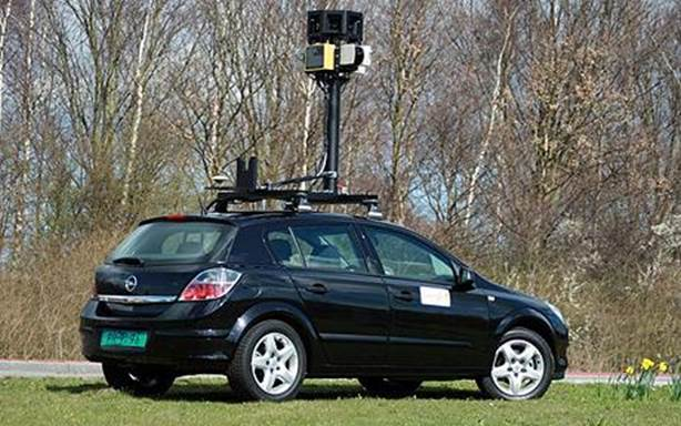 Google's StreetView cars have been recording not only street-level photos but also reams of information that's broadcast by private and commercial wireless routers