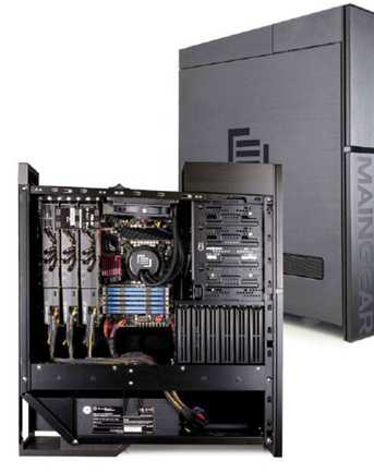 Maingear Shift Super Stock (Corei7-3930K)