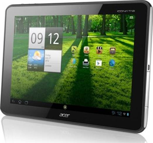 Description: Acer Iconia A210