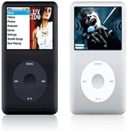 Description: iPod Classic
