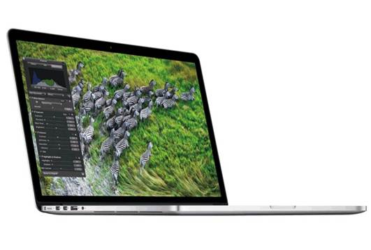 Description: the MacBook Pro with Retina displays, can ultraportables really be green?
