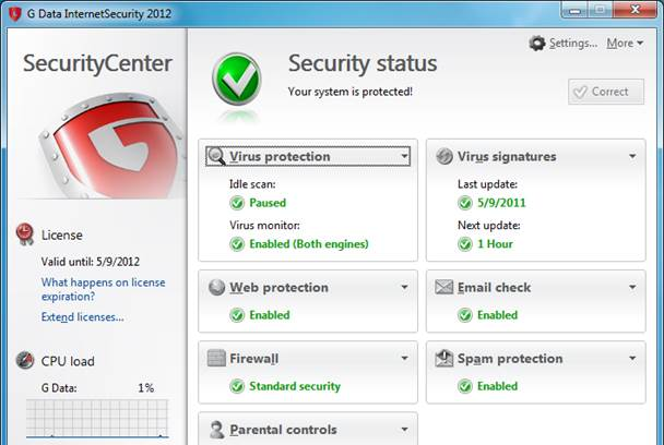 Image result for g data total protection