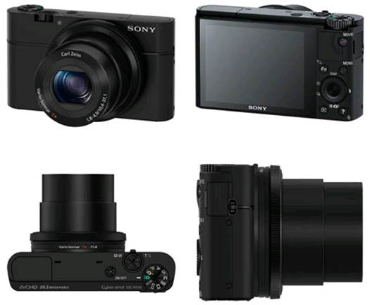 Sony RX100 - Music to your ears!